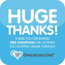 Give as you Live... Supporting SOFA