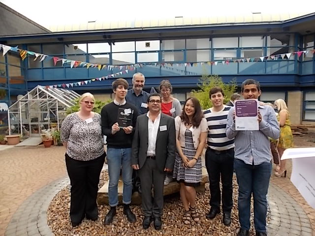 Sofa Rnib Employer Partnership Main Award Supportive Team
