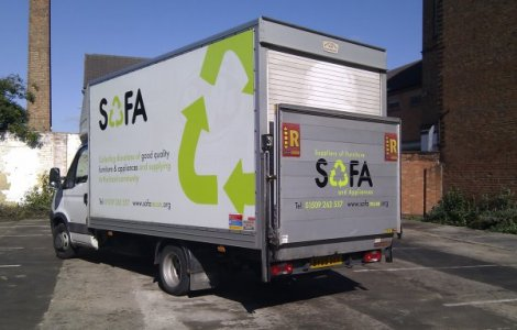 SOFA can collect your donated items